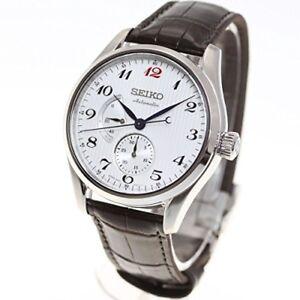 seiko presage automatic watch watch with manual winding sarw025 rh ebay com Automatic Self -Winding Watch Automatic Watch Winding Box