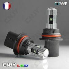 2 AMPOULE LED 9007 HB5 CREE XTB 25W 6000K BLANC 12V FEUX PHARE ANTI BROUILLARD