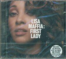 Lisa Maffia - First Lady Cd Sigillato