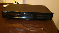 Kenwood KT-58 AM FM Tuner Home Audio Stereo Synthesizer Digital Display Unit # 2