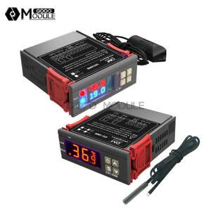 Digital-STC-1000-SHT2000-110-220-230V-Temperature-Humidity-Thermostat-Controller