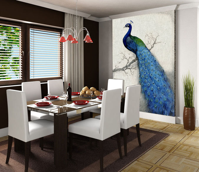 3D Animal feather 2205 Paper Wall Print Decal Wall Wall Murals AJ WALLPAPER GB