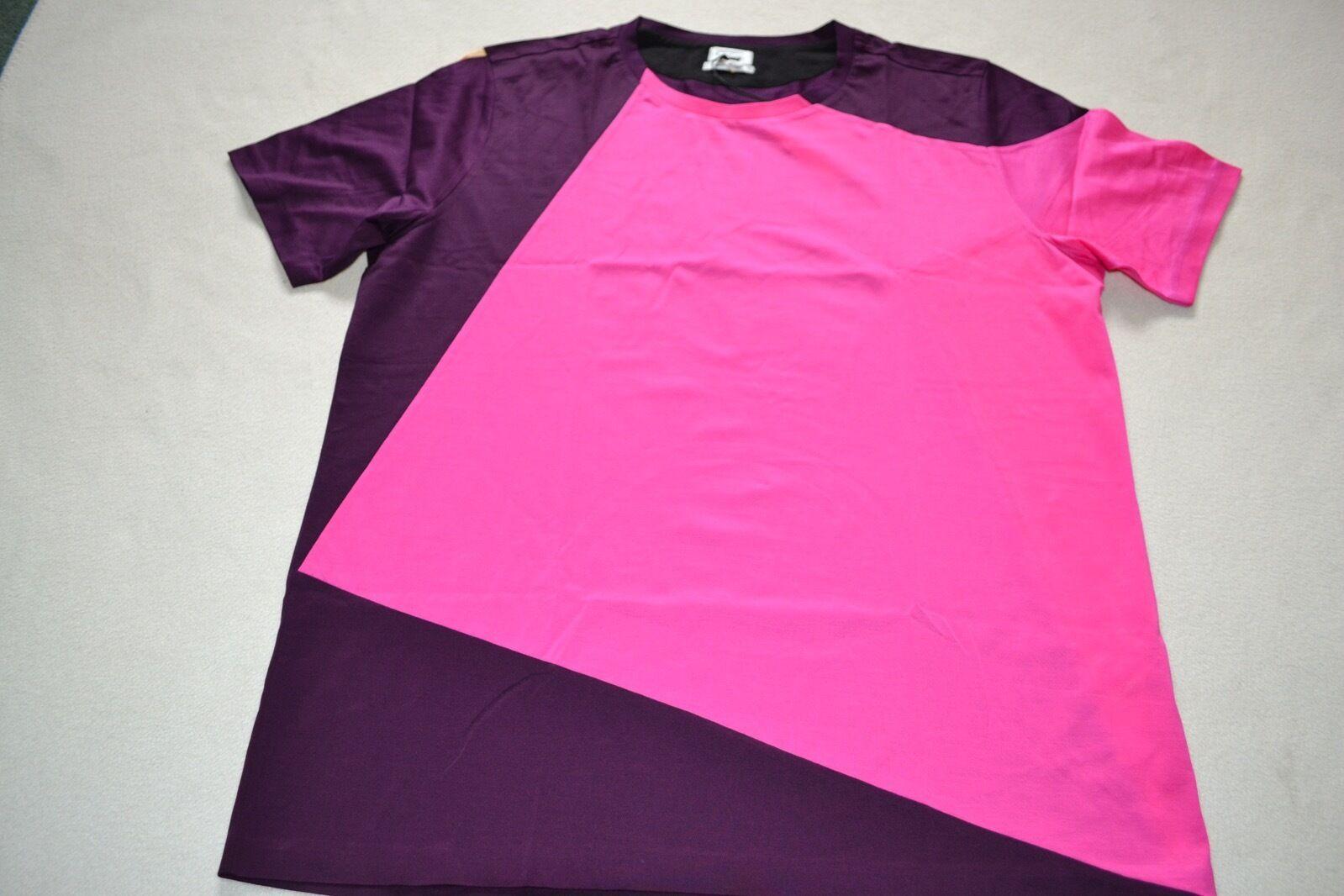 PAUL SMITH PS Hauptlinie Rundhalsausschnitt T-Shirt XL NEU