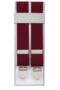 Uomo GS Braces Bretelle