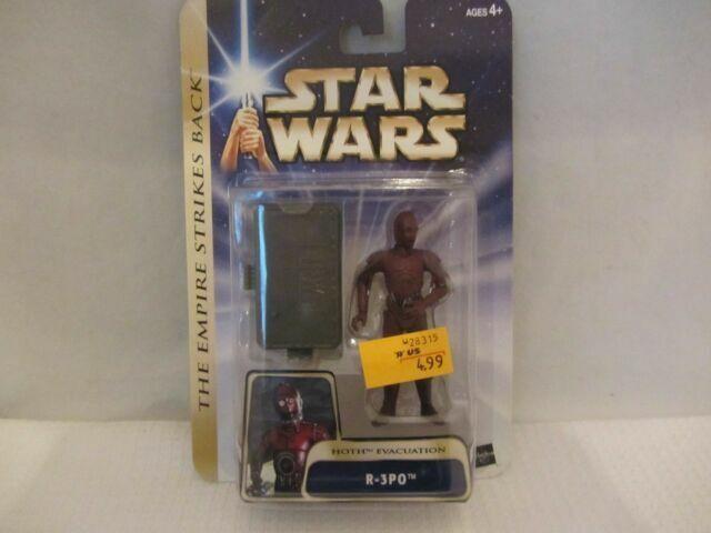 The Empire Strikes Back  R-3PO  Hoth Evacuation  NOC 716DJ2 84726 Star Wars