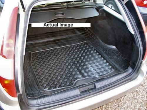 Ford Mondeo Estate 2000-2007 Rubber Boot Mat Liner Options /& Bumper Protector