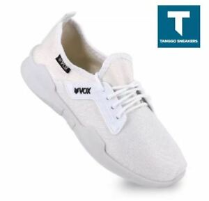 Kaylee-Women-039-s-Fashion-Sneakers-Rubber-Shoes-WHITE-Size-40