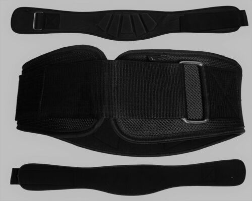 Weight Lifting Belt Gym Back Support Bodybuilding Training Fitness Workout