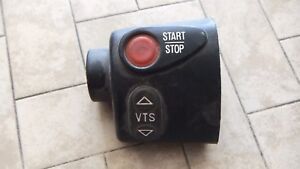 SEA DOO 277000877 LEFT HOUSING ASS'Y 277000497 306 VTS KNOB SWITCH PULSANTI ACC.