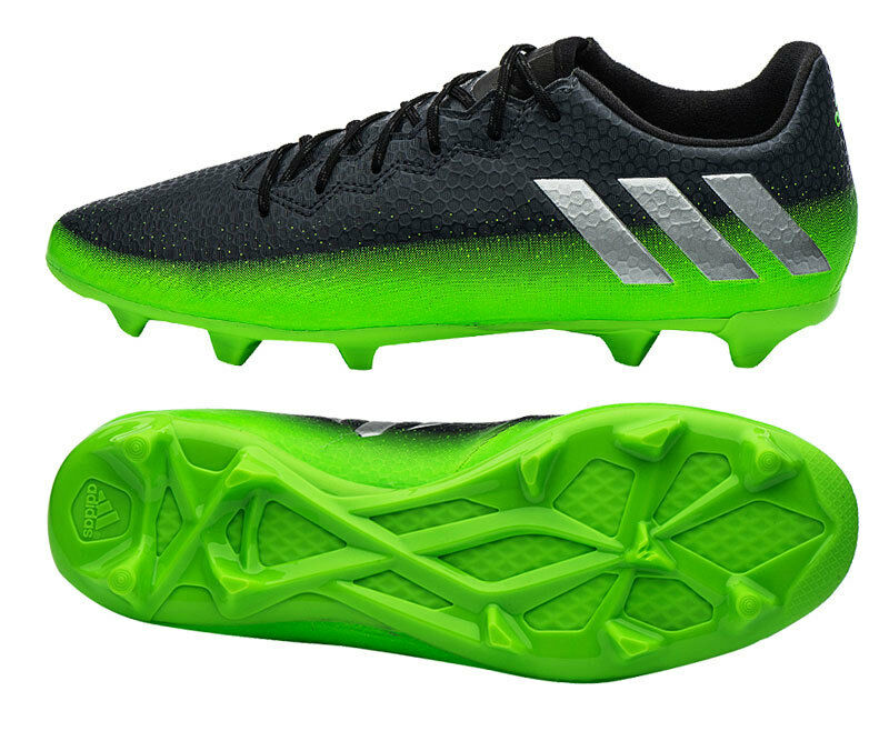 Adidas Messi 16.3 FG AG - AQ3519 Soccer Cleats Football chaussures bottes