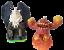 miniature 2 - Skylanders Giants Eruptor / 84552888 & Darklight Crypt / 84002888 (m3) VA