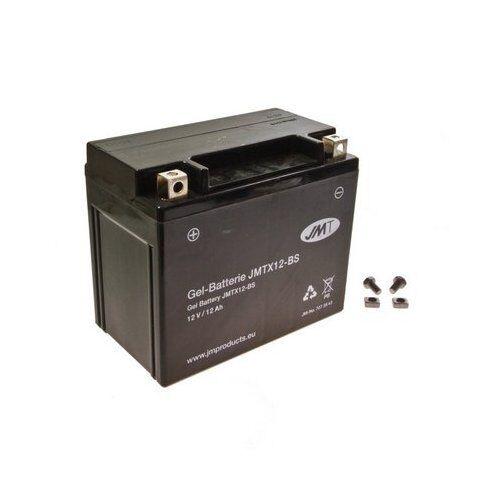 GEL Batterie YTX12-BS Triumph Bonneville 800 America Bj 2002-2006