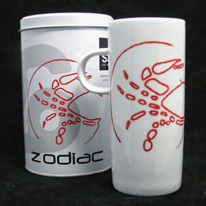 Zodiac-Mug-in-Gift-Tin-by-S-amp-P-Cancer-The-Crab-Astrology-Birth-Star-Sign-NEW