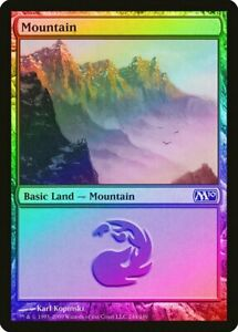B Mountain 5th Edition NM Basic Land MAGIC THE GATHERING MTG CARD ABUGames