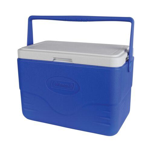 Blue Coleman 28-Quart Cooler With Bail Handle
