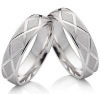 Eheringe Trauringe Verlobungsringe 925 Silber mit Ringe Gravur  SO49