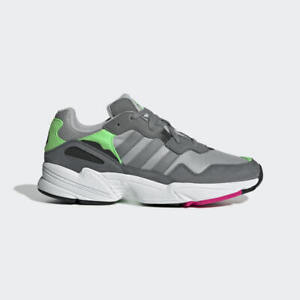 NEW-140-adidas-Men-039-s-YUNG-96-SHOES-F35020-GREY-SHOCK-PINK