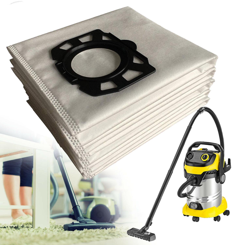 Staubsaugerbeutel für Karcher 6.959-130.0 6.904-322.0 Papiertüten Filter MV4 MV3 4