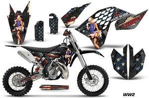 Dirt-Bike-Decal-Graphic-kit-Sticker-Wrap-For-KTM-SX65-SX-65-2009-2015-WW2-BOMBER