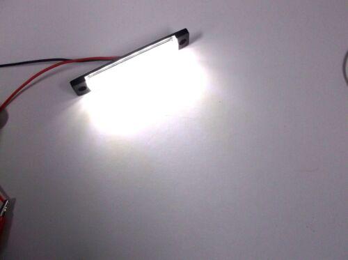 5 Large BBT 12 volt Waterproof White LED Landscape Lights