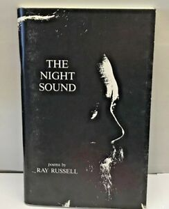 VTG-THE-NIGHT-SOUND-Poems-by-Ray-Russel-Poetry-Book-Chinmoy-Poetry-Writers-Award