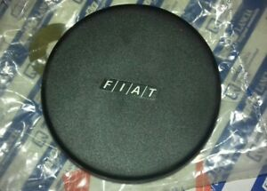 Cover-Button-Horn-Steering-Wheel-Fiat-Cinquecento-New-Old-Stock