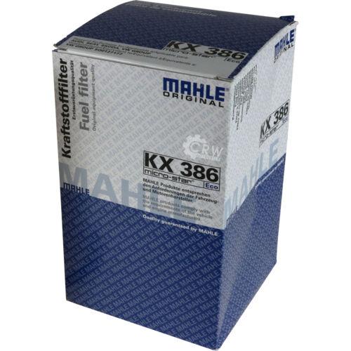 Original MAHLE KNECHT KX 386 Kraftstofffilter Fuel Filter