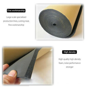 10mm-Thick-Soundproof-Waterproof-Thermal-Closed-Cell-Foam-Self-Adhesive-Roll