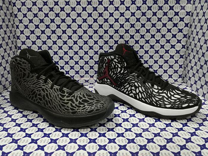 Scarpa Nike Jordan Ultra Fly 834268 black - Bianco   black - grey    SCONTATE