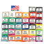 1008-pcs-Dental-Orthodontic-Elastic-Ligature-Ties-Bands-for-Brackets-32-Colors thumbnail 1