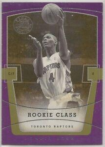 2003-04-Flair-Final-Edition-Chris-Bosh-RC-66-Raptors-SN-799