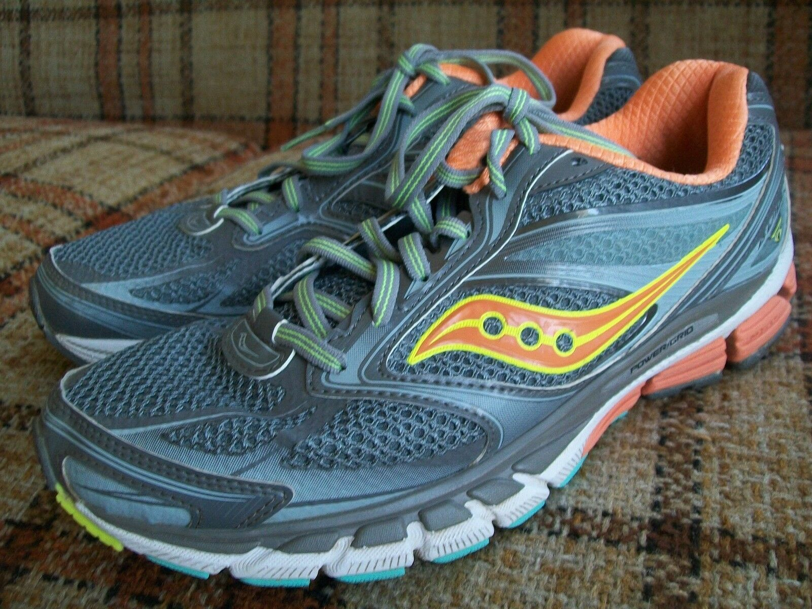 Saucony Womens Size 10 (EUR 42) Running shoes S-10256-2