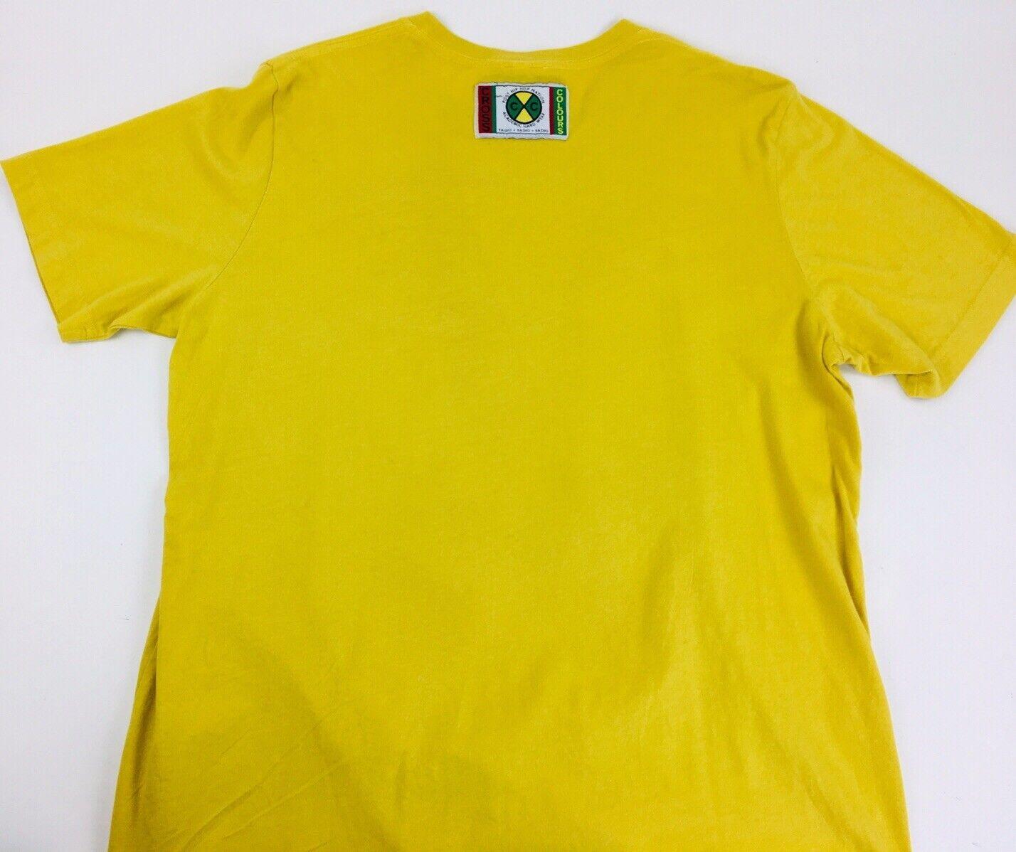 Vintage Cross Colours shirt T-Boz 1992 Hip Hop sh… - image 2