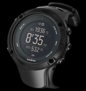Suunto Ambit 3 Watch * Peak Black GPS Blueetooth Smart Multi Sport SS020677000