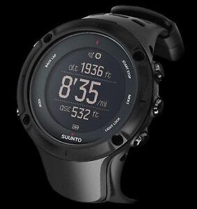 Suunto-Ambit-3-Watch-Peak-Black-GPS-Blueetooth-Smart-Multi-Sport-SS020677000