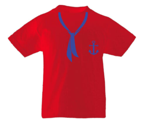 Sailor 5 Halloween Funny Cool Boys Girls Kids Casual Top T Shirts Age 3-13 Years