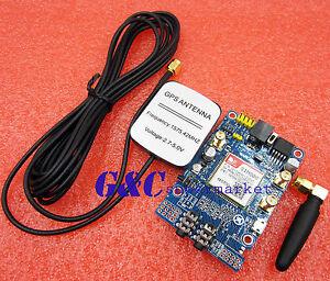 Details about SIM808 GPS GSM GPRS Module Quadband Board L-shape Antenna  STM32 51