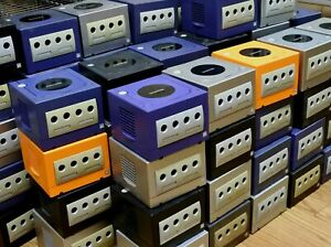 WHOLESALE-Game-Cube-Lot-3-Console-034-NTSC-J-034-Random-Color-Mode-DHL-FREE-Shipping