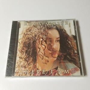NEW Eden White Here I Am Cd Album EP NY York Private Press Delirium Records 1996