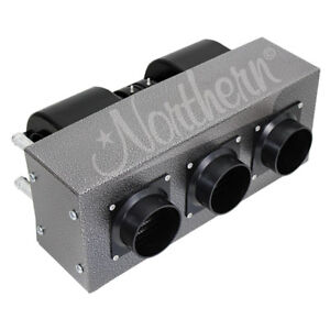 Northern-AH545-12-Volt-High-Output-Compact-Auxiliary-Cab-Heater-30-000-BTU