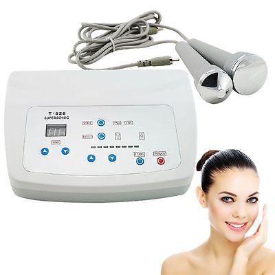 A+ Anti-age Ultrasound Facial Body Skin Massager Pain Therapy Ultrasonic Machine