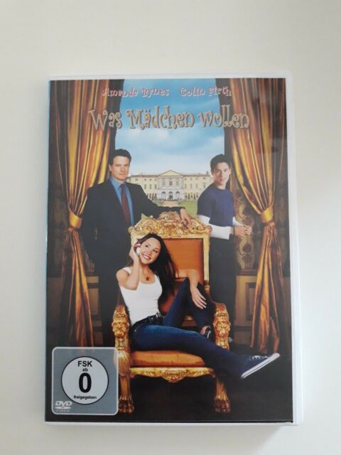Was Mädchen wollen (2008)  DVD    Neuwertig