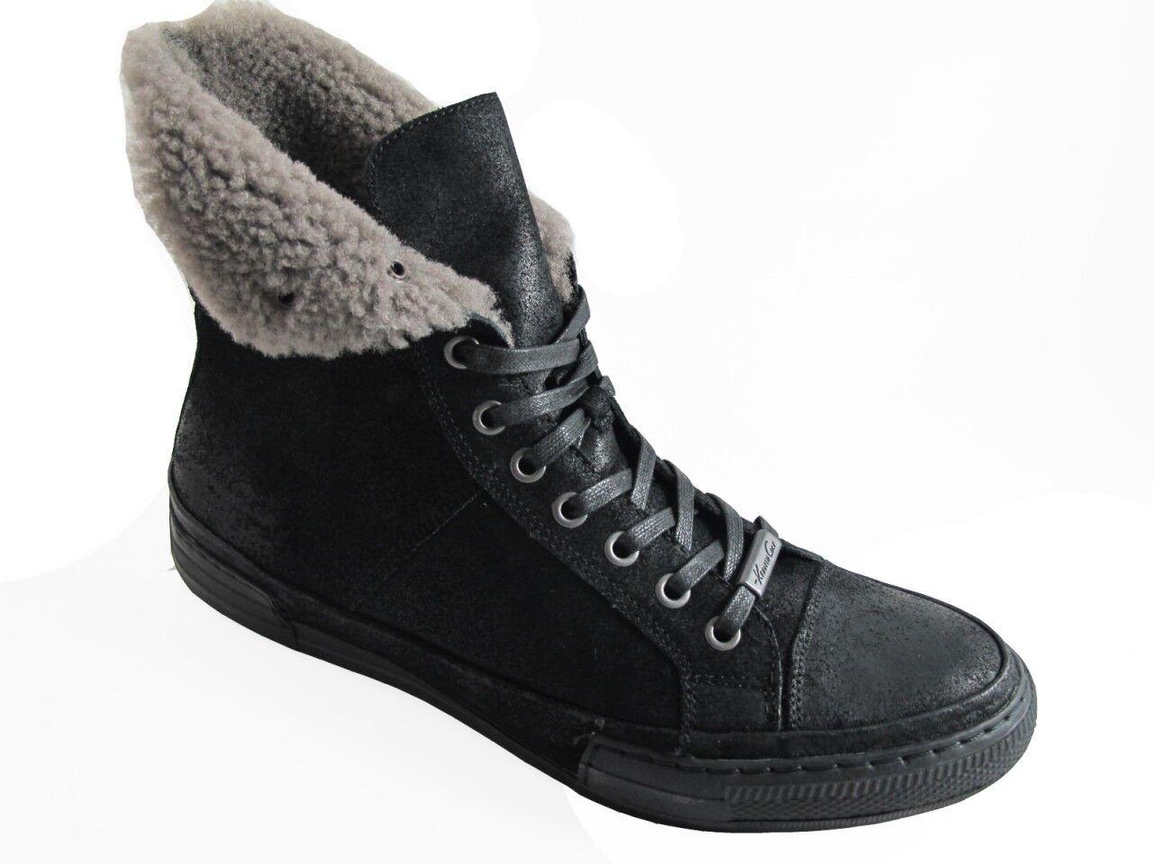Kenneth Kole  Men's Leap Year Fashion Sneakers Laceup Hightop