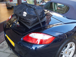 Porsche Boxster Luggage Set - fits 986,987,981 & 718 models