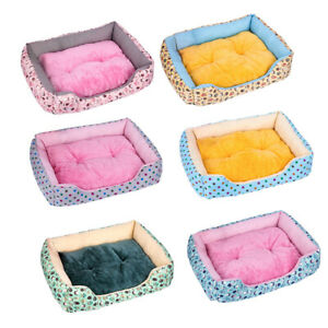 Pet-Dog-Cat-Winter-Warm-Bed-With-Mat-Pad-Cute-Warm-Puppy-Kitten-House-Supply