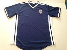 Jersey men sz L - Royal Hong Kong Police Sport Jersey w/badges,Multicolor, New