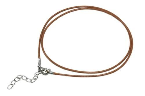 Gargantilla 47 cm 1,5 mm collar cadena elección de color hh-10
