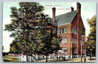 1930s Postcard Columbus Mississippi One of Columbus/' Beautiful Homes