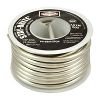 Harris Stay-brite Silver Bearing Solder 1/8 1/2lb Pound Spool, Sb61/2pop