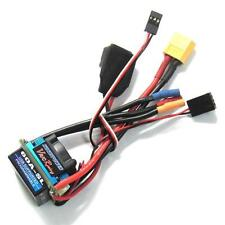 Hobbypower Racing 60A V2 XT60 Plug BL Speed Controller ESC for RC 1/10 1/12 Car